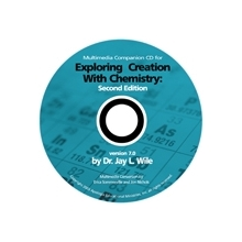 Apologia: Exploring Creation with Chemistry 2ND Ed. COMPANIAN CD