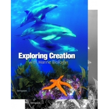 Apologia: Exploring Creation with Marine Biology TEXTBOOK SET