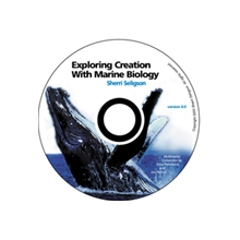 Apologia: Exploring Creation with Marine Biology FULL COURSE CD
